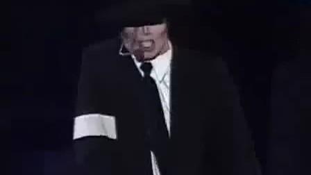 N·R·v 迈克尔·杰克逊 dangerous 现场