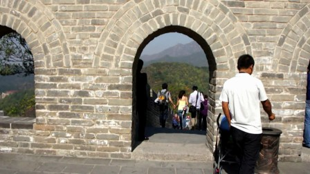 Sample Itinerary 3: Excursion to the Great Wall and Ming Tombs