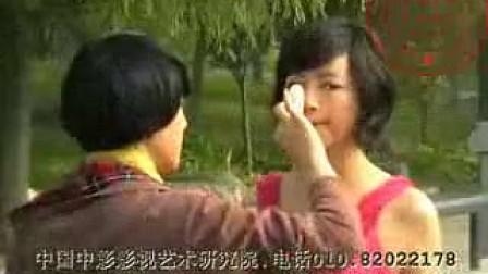 中国中影影视艺术研究院学员为影星罗海琼做时尚造型