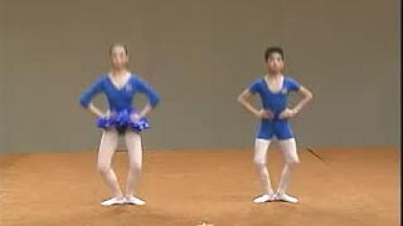 中国舞考级教材第八级(小跳一)北京舞蹈学院编、少儿舞蹈