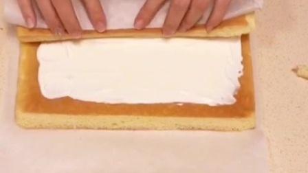 徒手卷蛋糕卷
