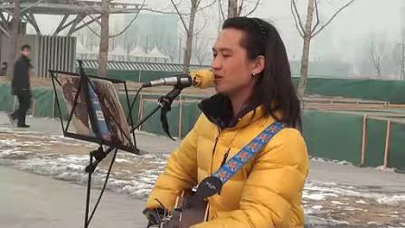 云南流浪歌手阿龙