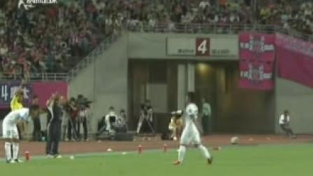 2012日本职业足球联赛第18轮 大阪樱花vs鹿岛鹿角  国语 下半场