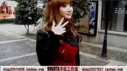 BOGUTA-lolita 2010年开春新款 【红】