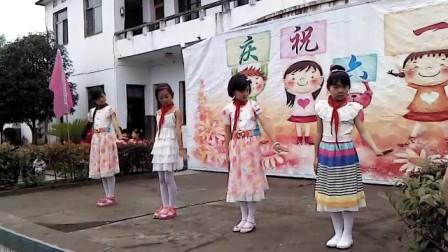 2013年江潭中心小学六一活动