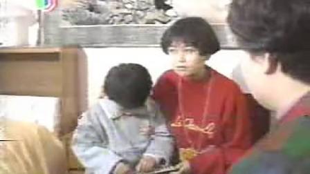 """1993.2 上海电视台播放""""速算娃娃"""""""