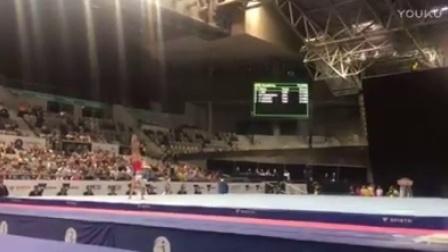 Kenzo Shirai 2017墨尔本站世界杯预赛 自由操