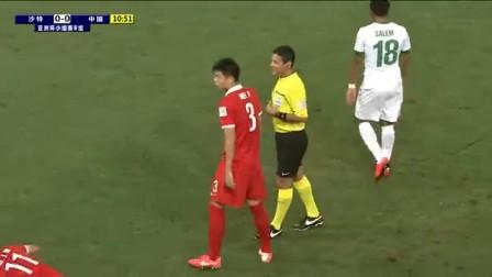 蒿俊闵突破获得任意球良机 超远距离打门被门将没收