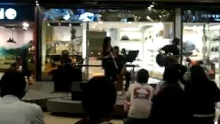菲律宾游学-课后休闲去处,街头音乐会