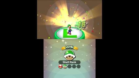 【雪激凌解说】3DS马里奥与路易RPG4 EP13:火焰花级与觉醒镇