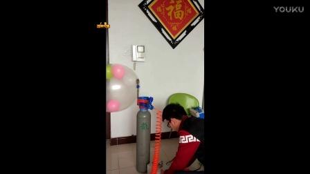 汪洋气球VIP教程:详细的地爆球制作