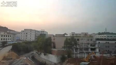 深圳地鐵三號線龍崗線 0308 雙龍站-草埔站