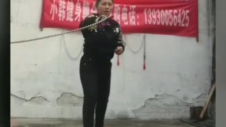 邯郸市峰峰麒麟健身鞭专卖小韩,初学打鞭子要领讲解视频!