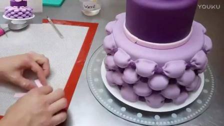 做蛋糕视频12蛋糕制作