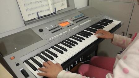 七色光之歌电子琴
