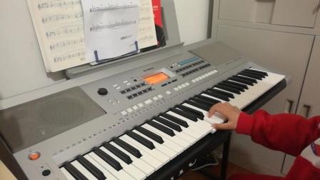 视唱电子琴
