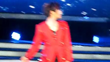 20110114 飛輪海天津春晚錄影 心疼你的心疼