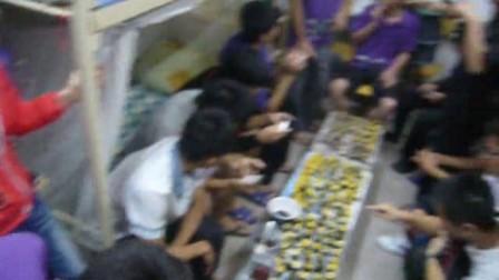 广东工业大学11统计一班女生节回馈