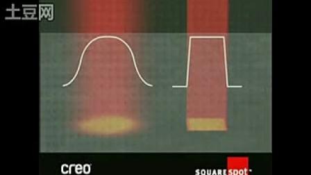 柯达CTP直接制版机  全胜800 方形激光演示