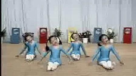 幼儿舞蹈基本功 完整组合(音乐)