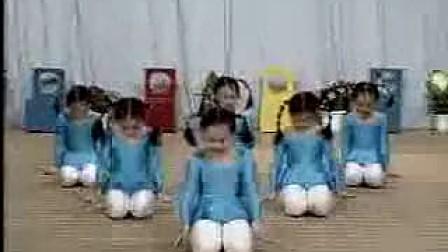 幼儿舞蹈基本功 完整组合 音乐