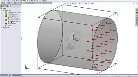 风叶流体分析到结构分析方法