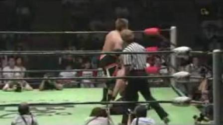 2010.08.22 NOAH モハメドヨネ vs 小島聡