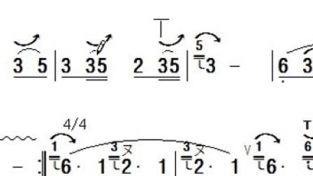 初级第12课 傣乡情哥葫芦丝 瑶族舞曲 清吹讲解