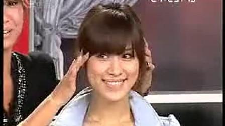 美妆课堂1 -减龄发型A.