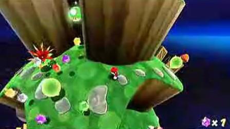 wii《超级马里奥:银河》精彩游戏视频