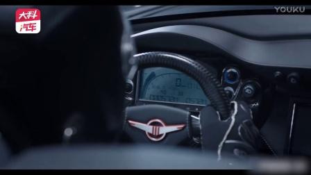 超级跑车Rezvani Beast Alpha 2016洛杉矶车展上的王者