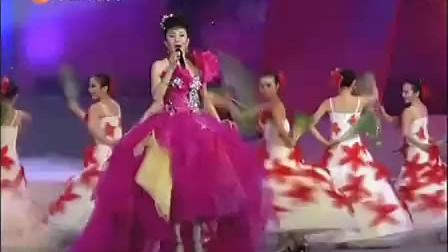 【木棉花开】汤灿(2010春节晚会)
