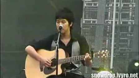 [snowdrop]080815.*.Town.Live'08_敏-Just.Two.Of.Us.