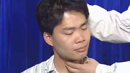 颈前颈后淋巴结检查