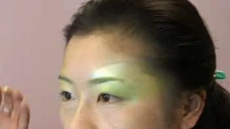 【原创】上海化妆培训 上海荟艺美容化妆学校学习视频