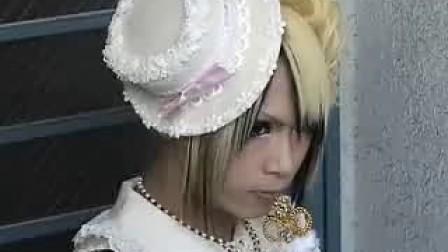 日本男扮女装lolita模特儿 土豆视频图片