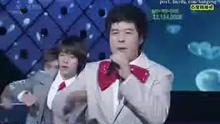 071222 KBS爱的需求SJ-初雪first snow[中字]