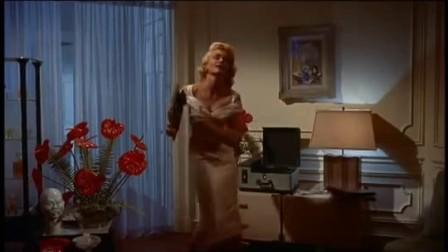 Dorothy Malone 的兩場精采「獨自跳舞」