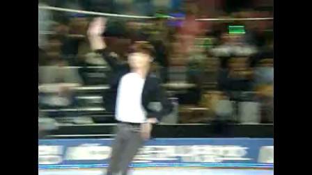 110508 TVXQ -- 允浩 Kiss & Cry 滑冰秀【DAUM】