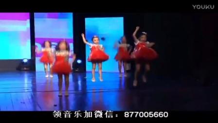 2017幼儿园大班舞蹈视频大全15 嘚啵嘚啵嘚啵