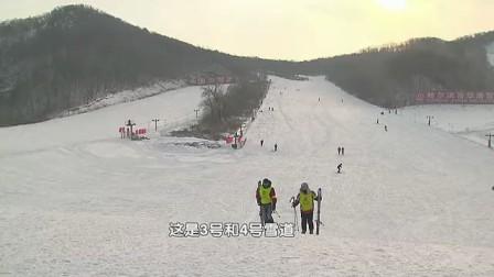 玩在龙江飘雪时+吉华长寿山+地域优势引客来