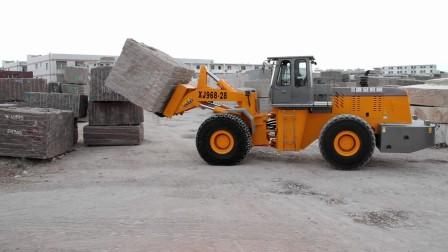 XJ968-28 厦金机械叉装车