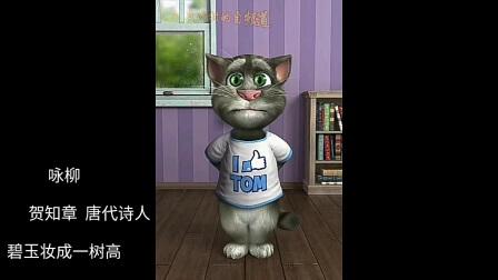 汤姆猫说  永柳 二月春风似剪刀 第六首