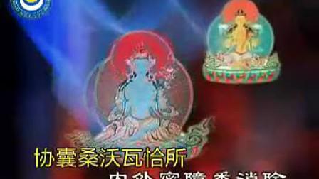 2011 6 14 喇荣五明佛学院护法仪轨视频 1