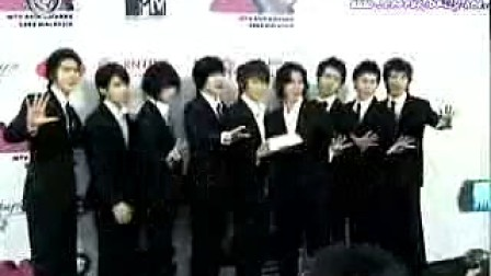 080829Arirang ShowbixExtra SuperJunior In MAA(英语)