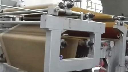 金隆机械制浆造纸污水视频