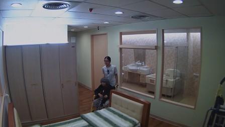 台湾长庚科技大学- 老人照护学生实训视频