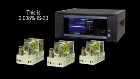 Pressure Controller - Calibrator CPC8000