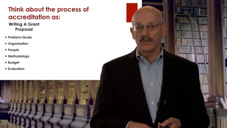 NASPAA Accreditation as Process