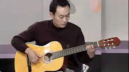 【DR吉他网】刘天礼吉他视频教学90---《兰花花》